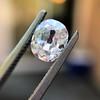 0.71ct Cushion Cut Diamond, GIA I I1 16