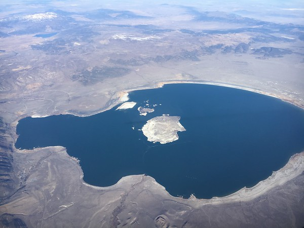 Aerial Views - Mono Lake to Hetch Hetchy