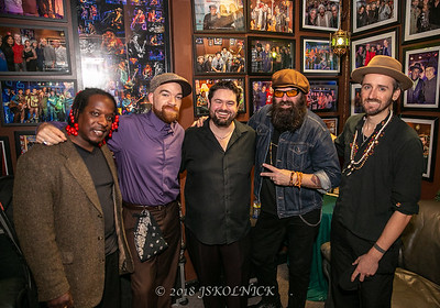 12/3/18 Welch Ledbetter Connection at Funky Biscuit