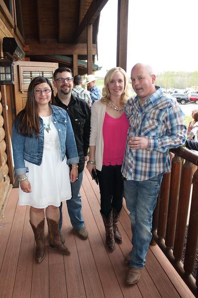 Melonie and Chris Bosch, Mary Anne and David Lattanzio.JPG