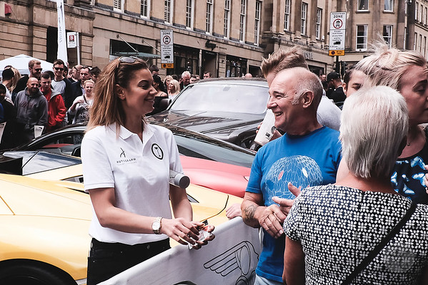 Newcastle Car Show 2017