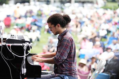 2013 Richmond Jazz Festival - Terence Blanchard 8-11-13