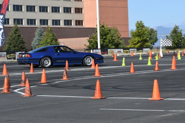 Good Guys Autocross Loveland Colorado 9/9/18