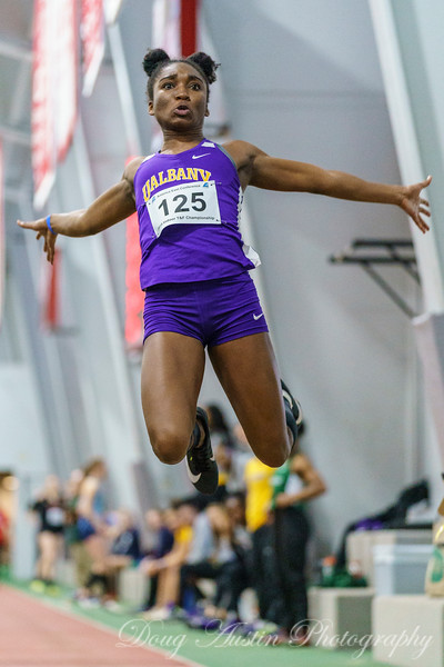 America East Indoor T&F Championships Friday