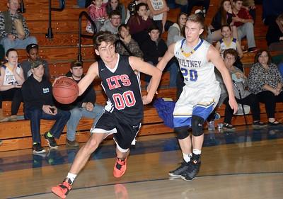 2017 Varsity Boys Basketball vs PHS  photos by Gary Baker
