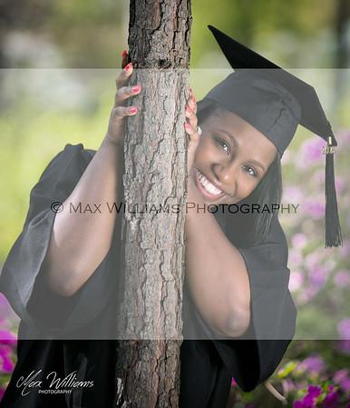 Kanesha Graduation