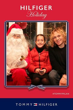 TOMMY HILFIGHER CHRISTMAS GARDEN D3