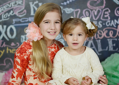 Mollie & Madelyn