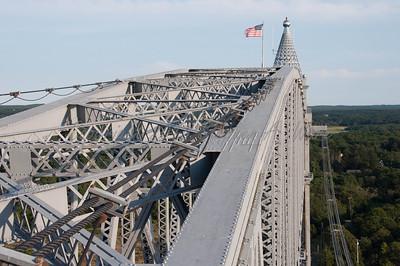 Bourne Railroad Bridge 2013