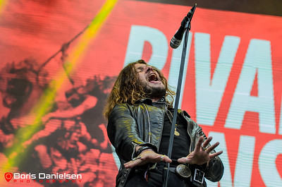 Rival Sons @ Tons Of Rock Festival 2016.
