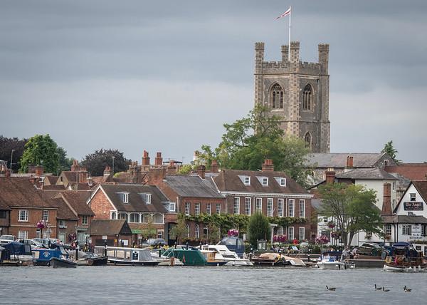 River Thames - Boating
