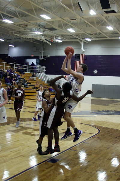 2015-2016 Freshman Basketball vs. Western Hills