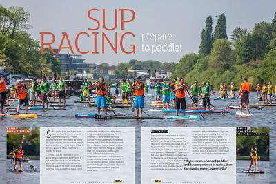 SUP Racing Prep
