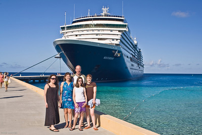 Eastern Caribbean Cruise, December 2007