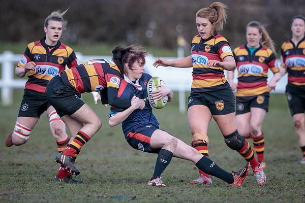 Harrogate Rugby Ladies v Doncaster Rugby Ladies