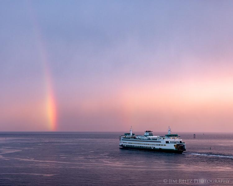 Toward the Rainbow