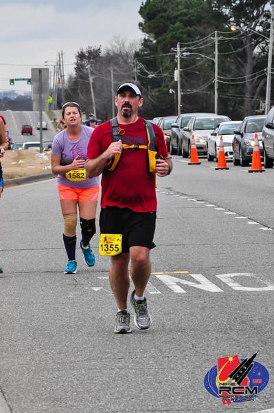 2015 Rocket City Marathon Party Zone