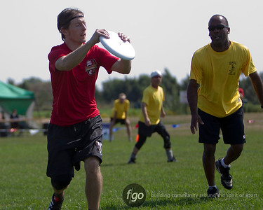USA Ultimate 2012 Grand Masters - day 2 - 9-2-12