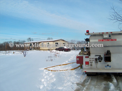 2/11/08 - Leslie house fire, 4985 Cooper Rd