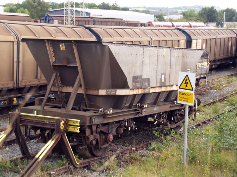 HAA 352610 Warrington WRD 14/09/09