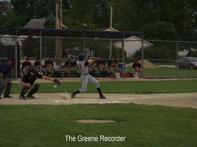 Baseball vs Riceville