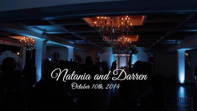 Natania and Darren