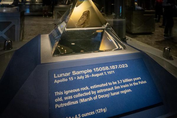 Apollo 15 Lunar Sample