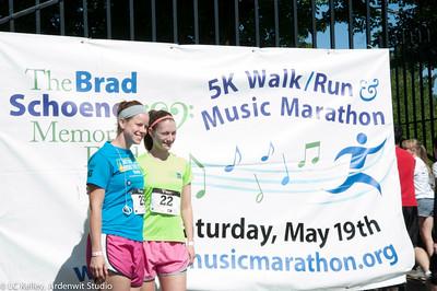 Schoener Music Marathon 2012 (audio slideshow)