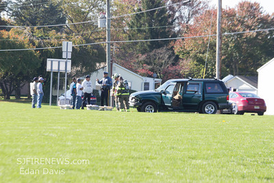 10-21-2012, MVC, Upper Pittsgrove Twp. Salem County Rt. 77 and Sherly Rd.