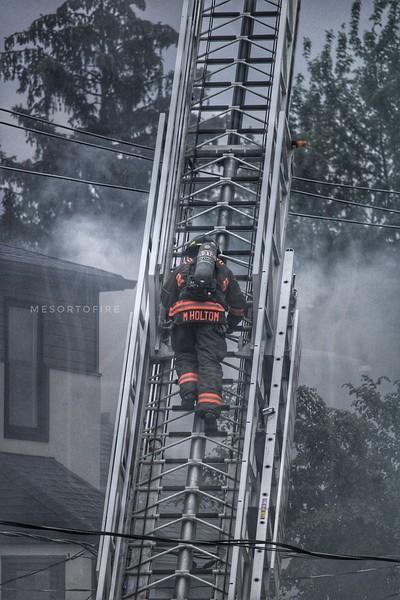 June 11, 2021 - 3rd Alarm - 373-377 Ontario St.