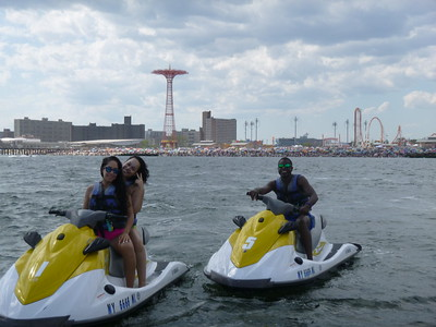 2016-07-23 Coney Island Ocean Tour
