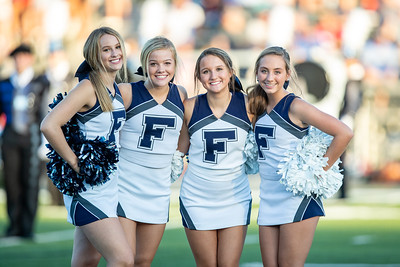 FHS vs. West (8-30-19) CHEERLEADERS