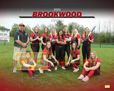 Brookwood softball SB21