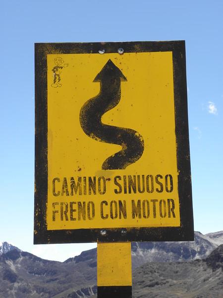 Mt. Biking Bolivia