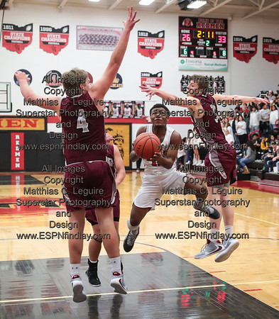 2019-12-20 Rossford at Fostoria