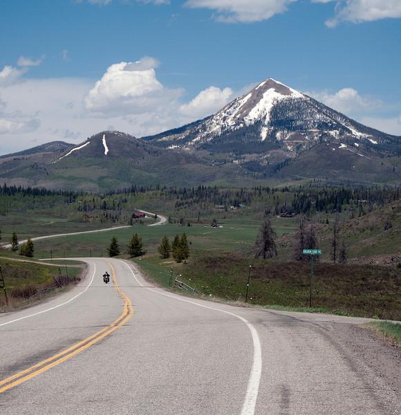 Hanhns Peak