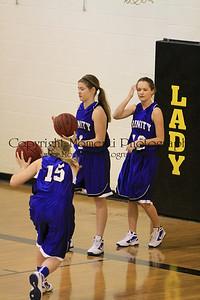 Trinity Basketball 2011