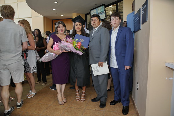Keiser Graduation 2017 Claudia