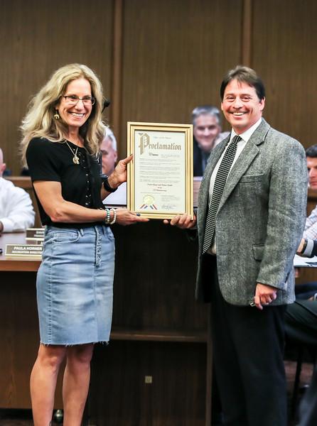 Prana Yoga Award - City of Broadview Heights
