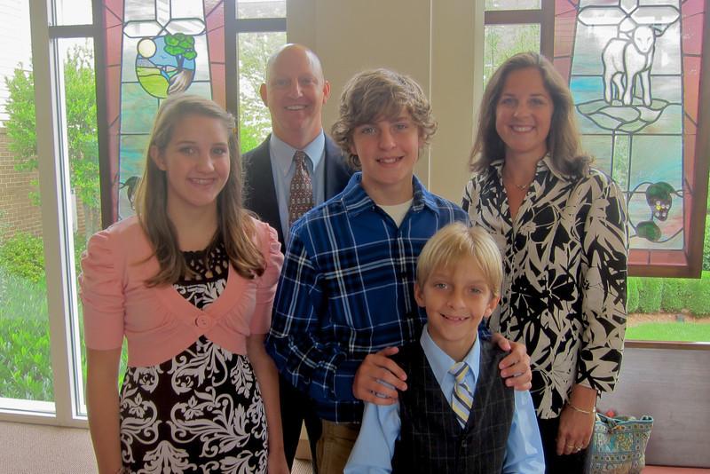 Williford Family