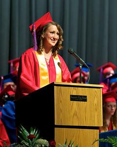 Anna Marie - Graduation - Jeannette High School 2011