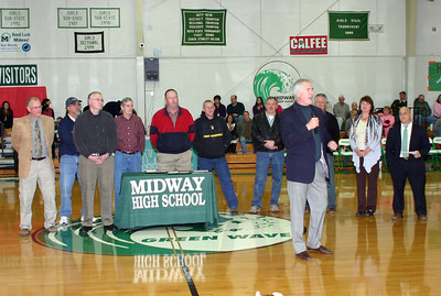 2013 Midway Hall of Fame Induction