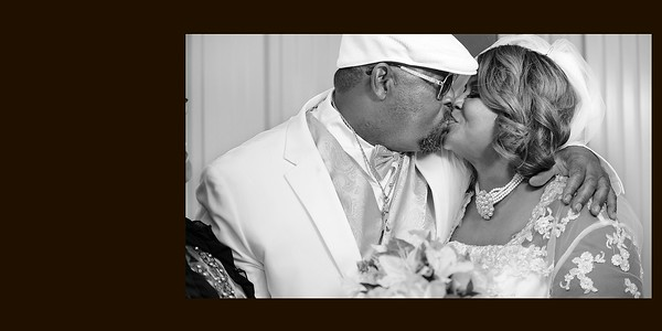 Cassandra | Reginald Wedding Album