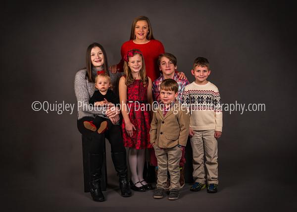 Patty Barna family portraits