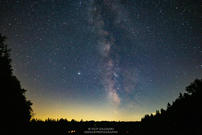 Astrophotography in Promised Land