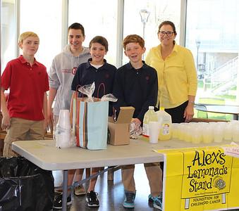 Alex's Lemonade Stand at GA.