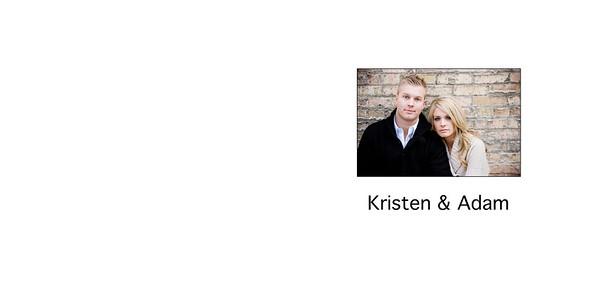 02-27-2009 Kristen and Adam Wedding Album