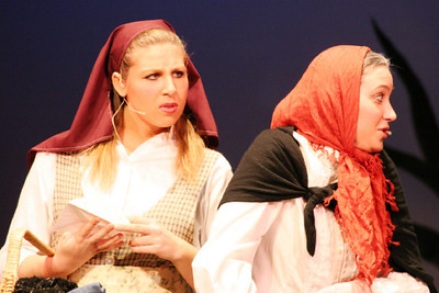Fiddler on the Roof - Dress Rehearsal, March 6