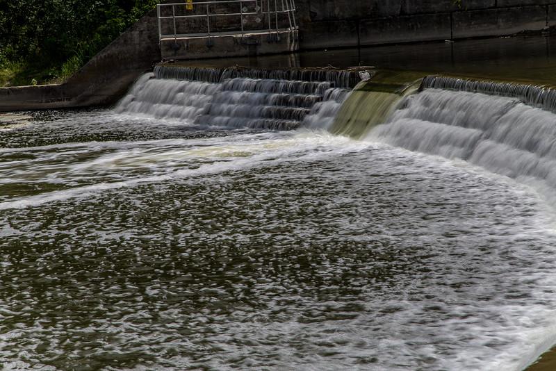 Humber River Waterfall