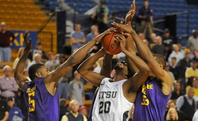 Mens's Basketball Vs Tennessee Tech